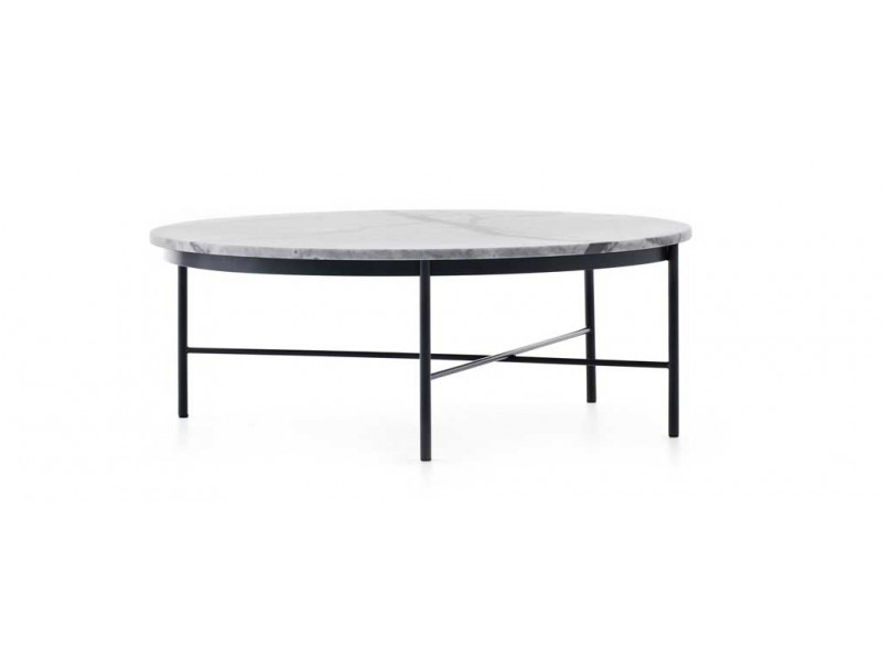 Lyla Marble Coffee Table - Studio Pip Tables