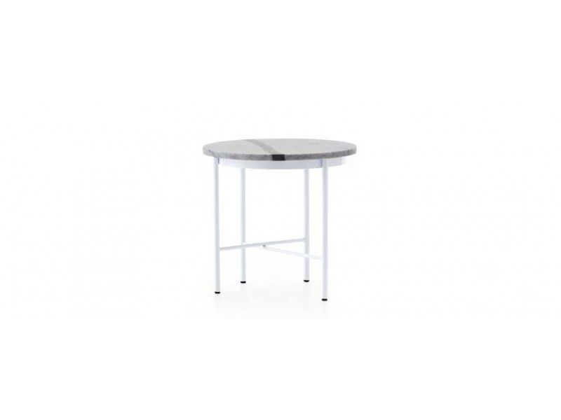 Lyla Marble Side Table - Studio Pip Tables