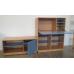 SALE Storage - Leo Desk and Shelving Combination - Studio Pip