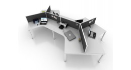 Gen Y - Desk and Office Systems