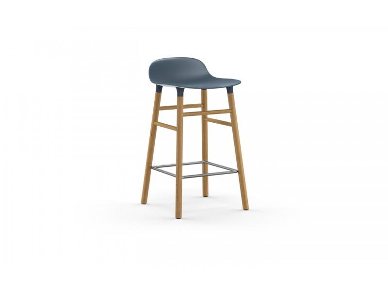 Form Stool 65cm OAK legs - Normann Copenhagen Seating