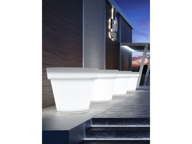 Ikon Planter Light - Khilia Collection