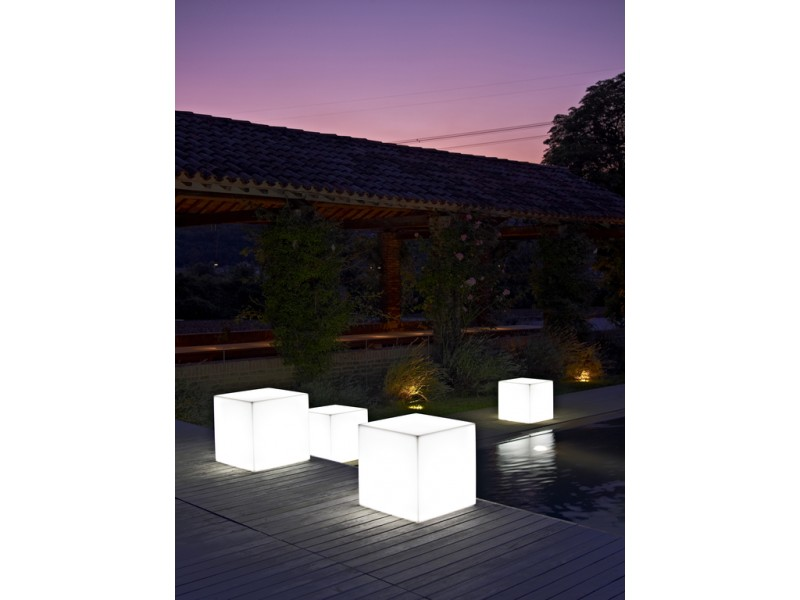 Kube Light - Khilia Stools and Ottomans