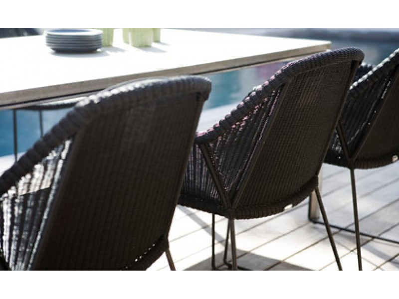 Breeze Dining Caneline Outdoor Chairs Hgfs Designer