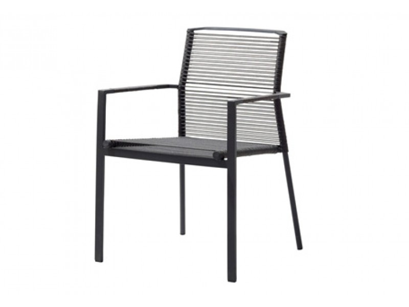 Edge Dining - Caneline Chairs