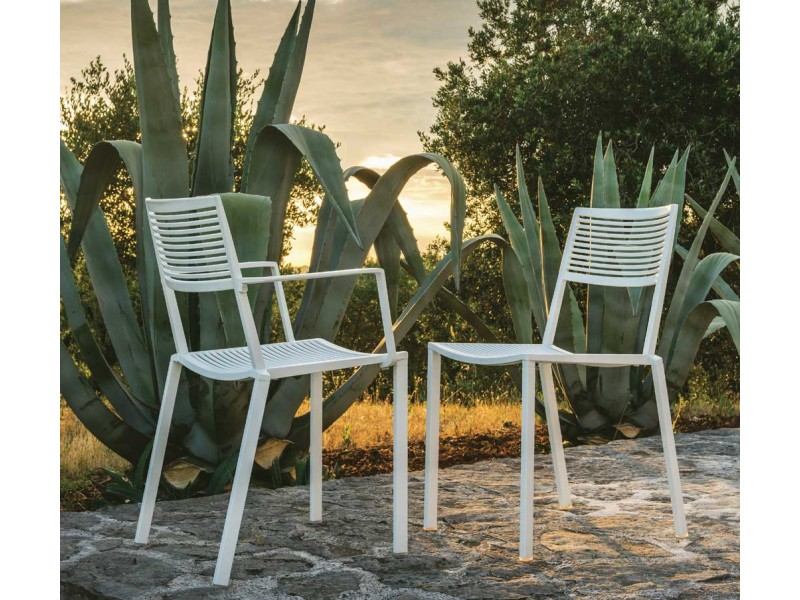 Easy Outdoor Side Chair - Fast Chairs