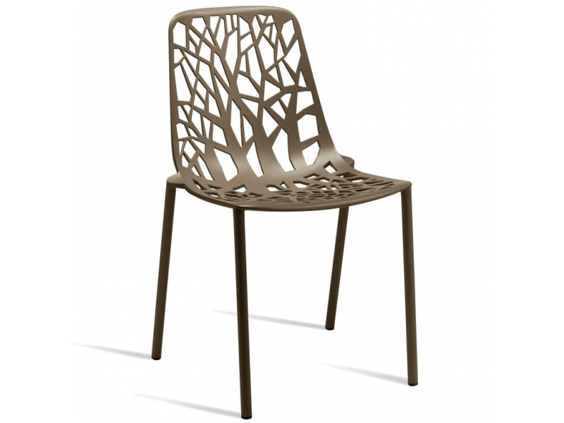 Merveilleux Forest Outdoor Side Chair   Fast Chairs