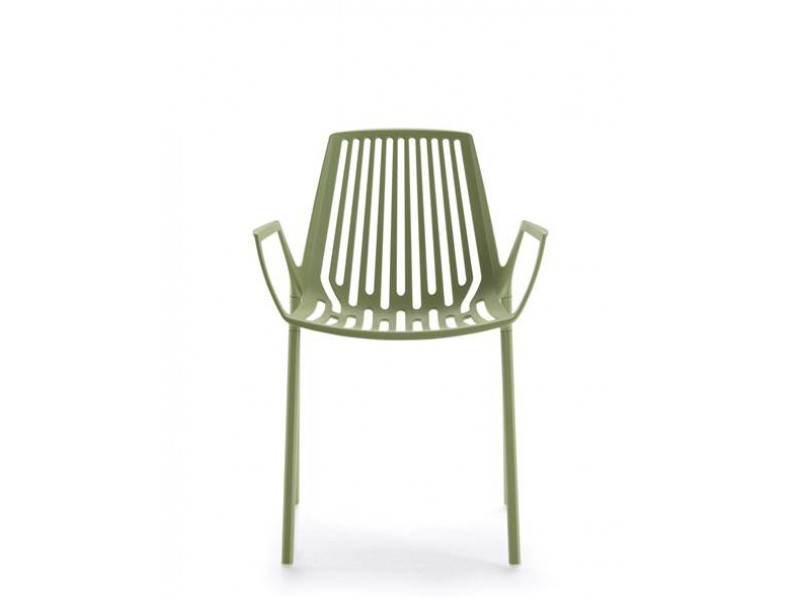 Rion Outdoor Chair Olive Green - Fast SALE