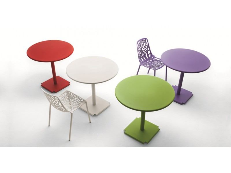 Tonik Table Tops (Round and Square) - Fast Outdoor Tables