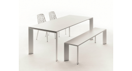 Grande Arche Extension Table - Fast Outdoor