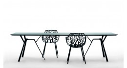 Radice Quadra Table - Fast Outdoor Tables