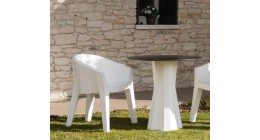 Frozen Dining Table - Plust Outdoor Furniture