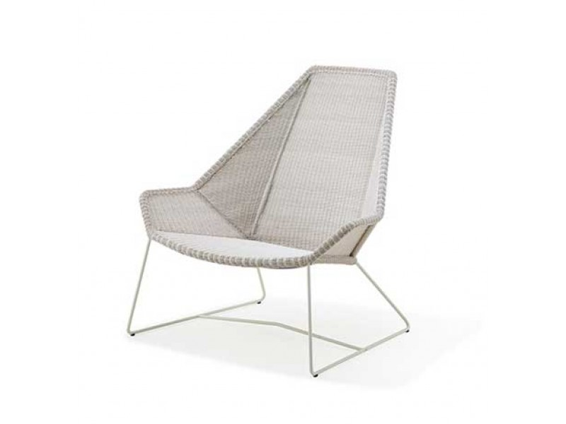 Breeze Highback Chair  - Caneline Outdoor Chairs