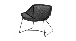 Breeze Lounge Lowback - Caneline Outdoor Chairs