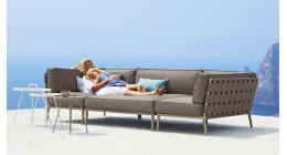 Conic Lounge - Caneline Outdoor Sofas
