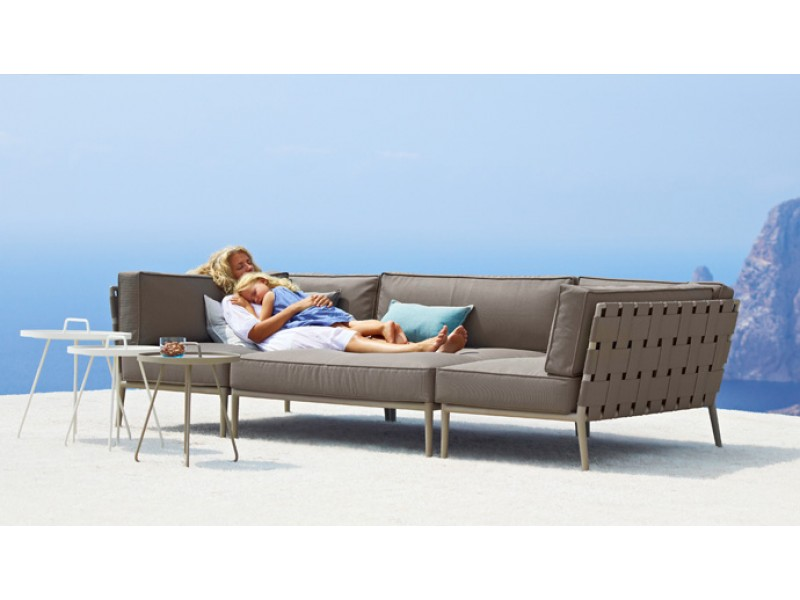 Merveilleux Conic Lounge   Caneline Outdoor Sofas