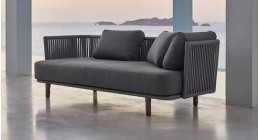 Moments Sofa - Caneline Outdoor Lounge
