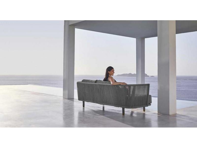 Moments Sofa Caneline Outdoor Lounge Hgfs Designer