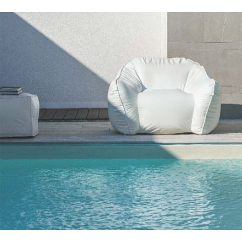 Moon Lounge Fast Outdoor Sofa Chair