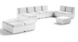 Big Cut Outdoor Lounge - Plust Sofa