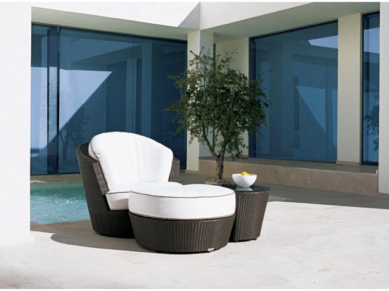 Ordinaire Eden Roc   Rausch Lounge Chair