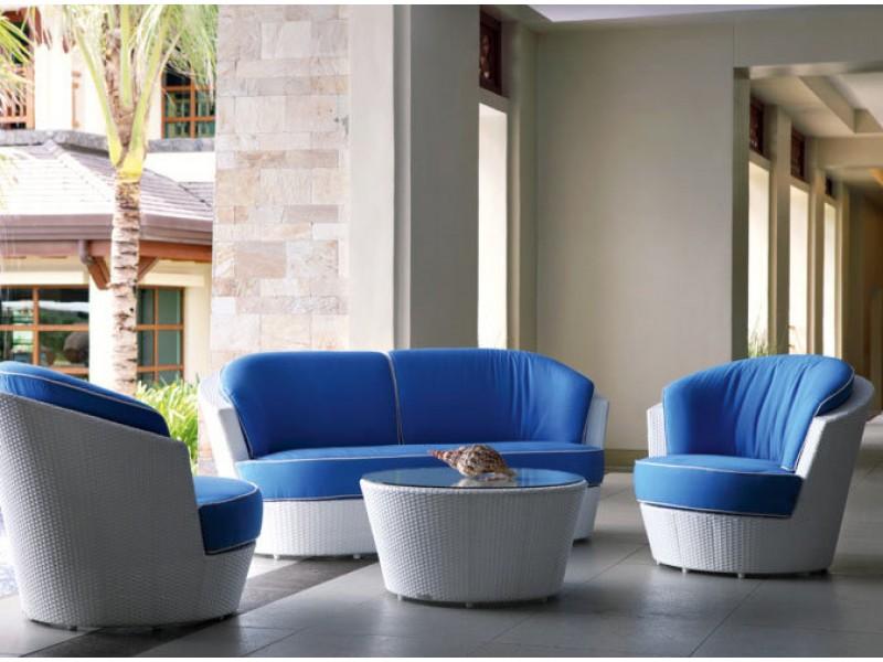 Eden Roc Rausch Lounge Chair Hgfs Designer Furniture