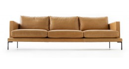Carter Lounge and Carter Slim - Studio Pip Sofa