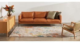 SALE Sofa -  Spencer 3.5 Shallow Lounge by Studio Pip