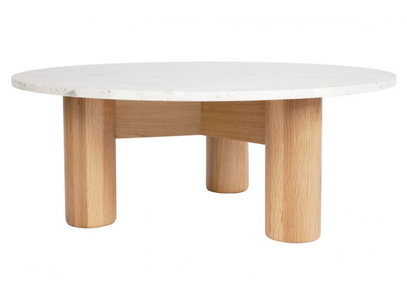 Romann Marble Coffee Table - Studio Pip Tables