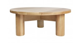 Romann Timber Coffee Table - Studio Pip Tables