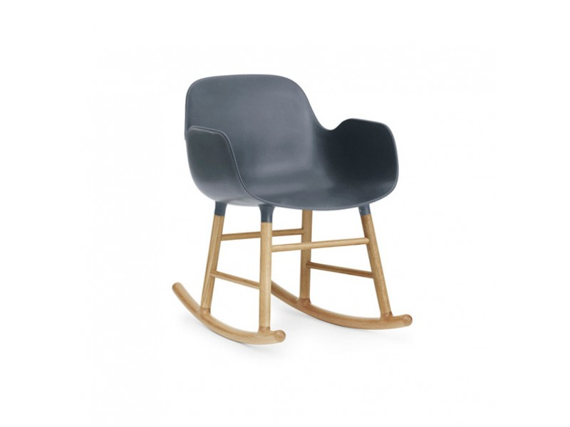 Form Rocking Armchair - Normann Copenhagen Chairs