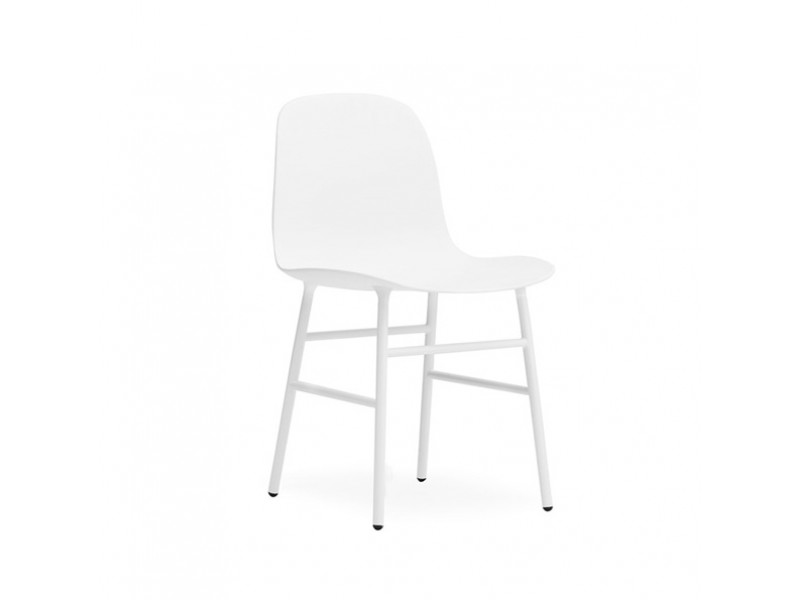 Form Chair Steel - Normann Copenhagen Chairs