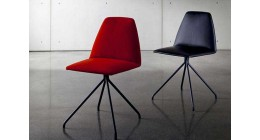 Sila Trestle Chair - Sovet Italia Seating