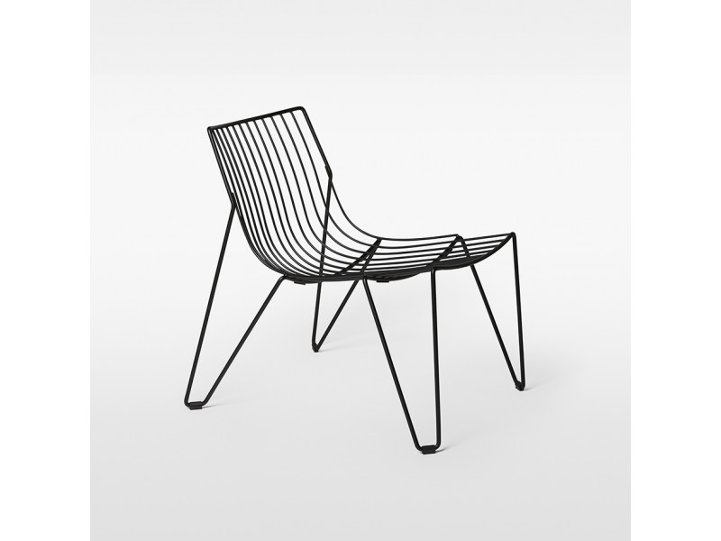 Tio Easy Chair - Massproductions Seating