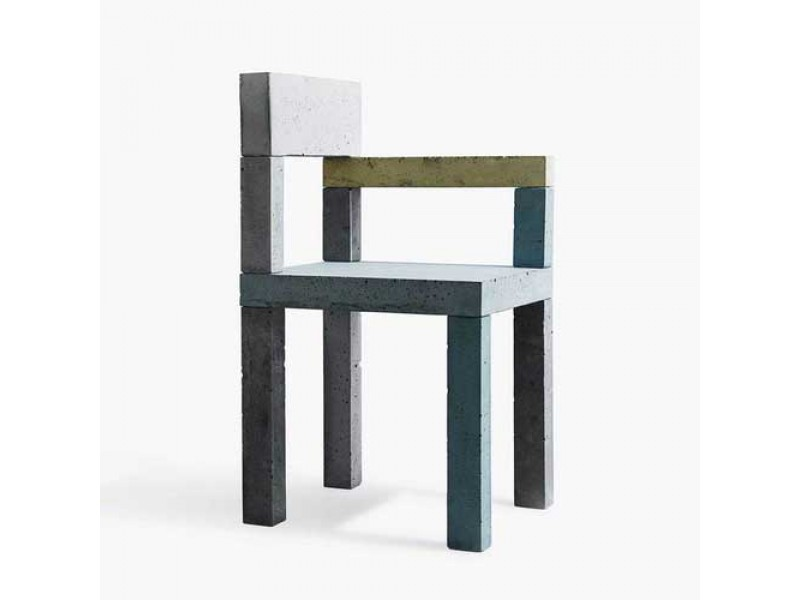 Untitled (Concrete Chair) - New Works Chairs