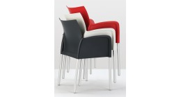 Ice Armchair - Pedrali Chairs