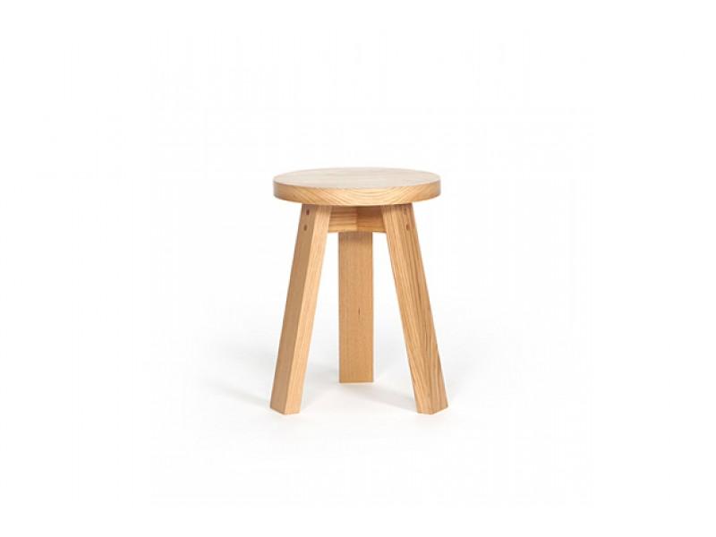 Tucker Timber Stools - Studio Pip Chairs