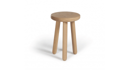 Phil Timber Stool - Studio Pip Chairs and Stools